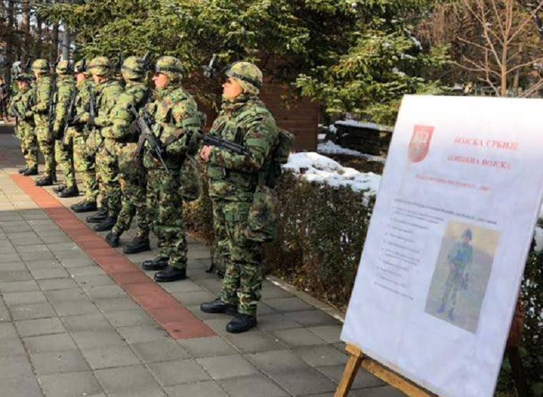 Vojska Srbije, foto: Knjaževačke novine