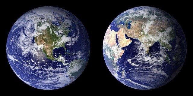 Zemlja, ilustracija, pixabay.com