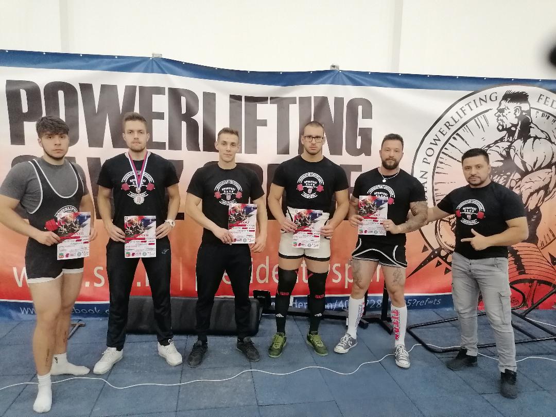Foto: Powerlifting klub ,,Knjaževac''