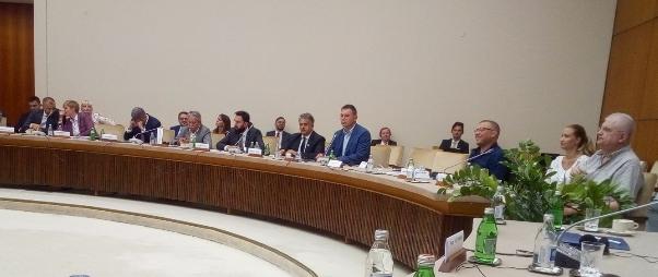 Učesnici međustranačkog dijaloga, Miletić i Stevanović, Ujedinjena seljačka stranka