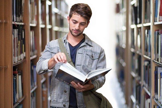 Ilustracija, učenik, foto: Pixabay.com