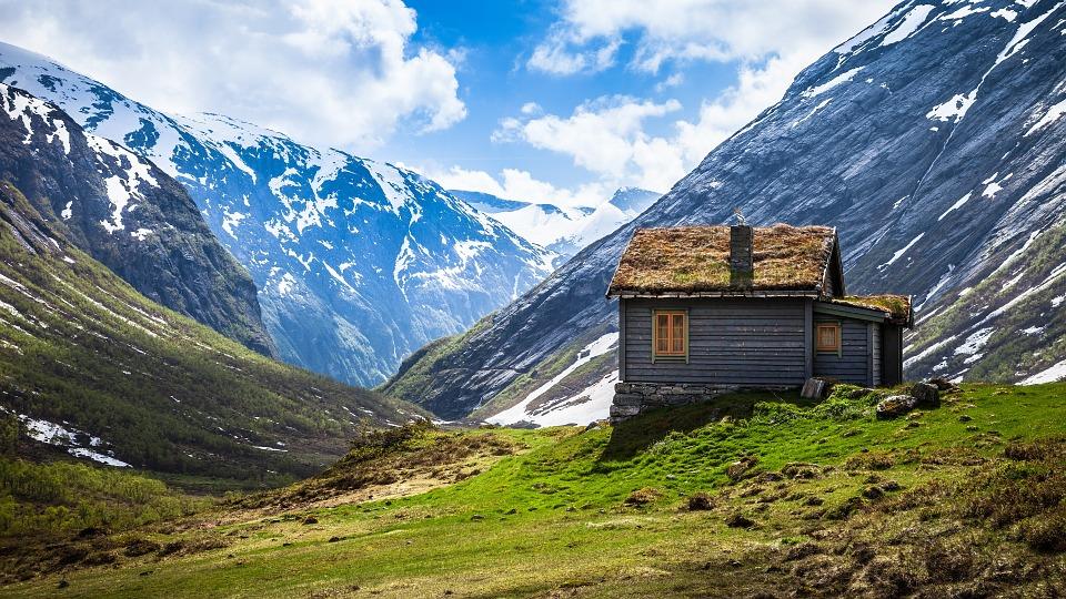 Kuća, ilustracija, foto: Pixabay.com