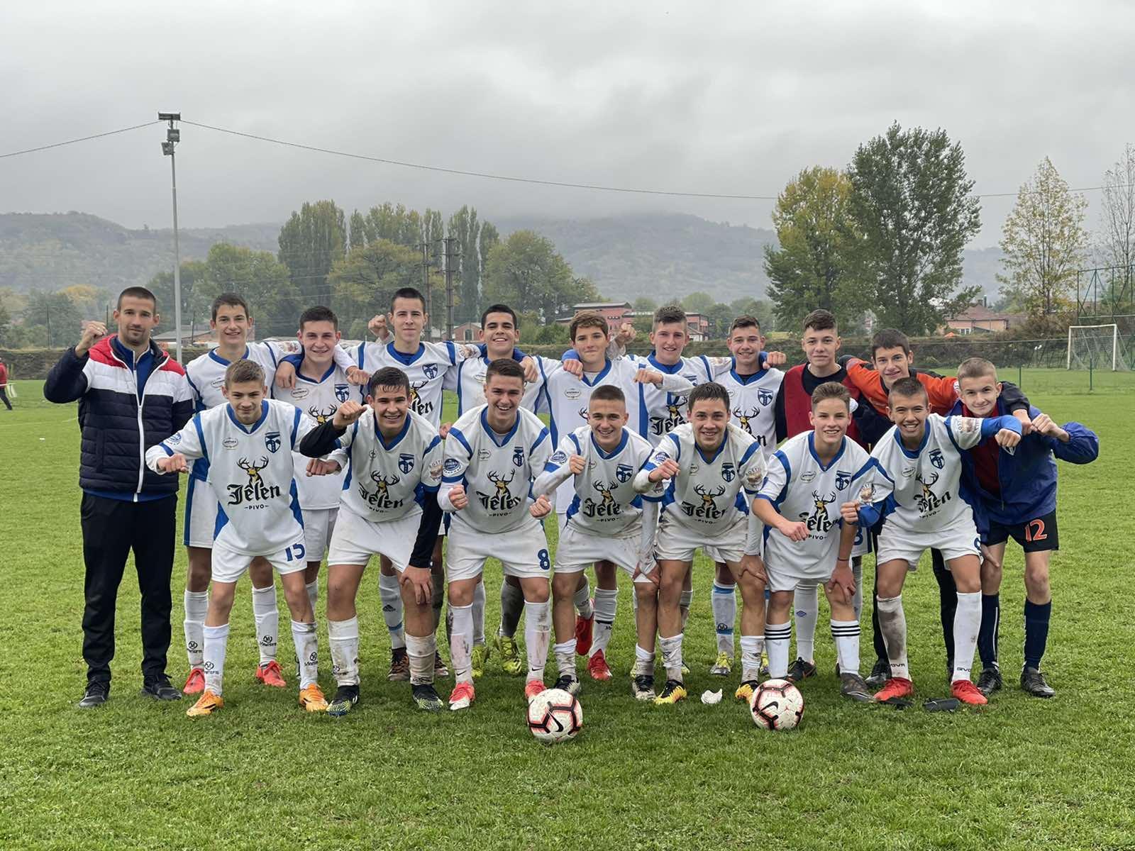 Kadeti FK ,,Timočanin'', foto: S.A.