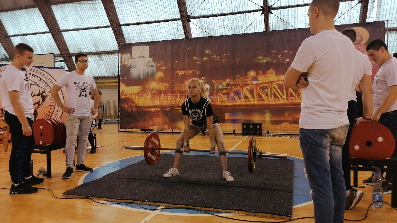 "Pauerlifting i bodibilding sportski klub ''Knjaževac"", foto: Privatna arhiva"