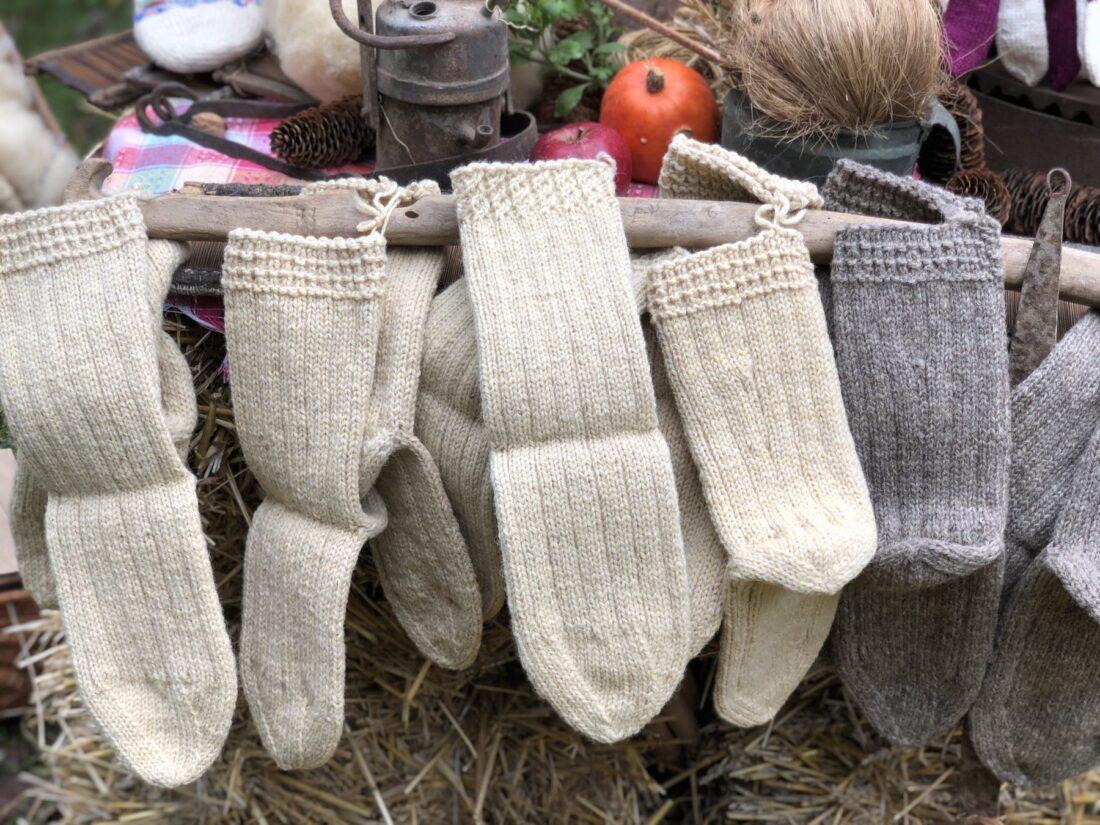Vunene čarape, foto: Knjaževačke novine